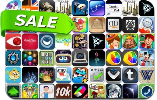 iPhone & iPad App Price Drops - July 19