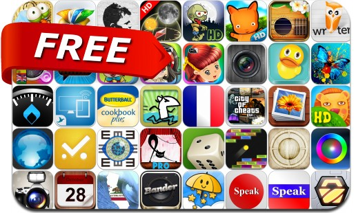 iPhone & iPad Apps Gone Free - June 21