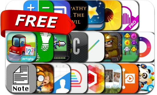 iPhone & iPad Apps Gone Free - June 11, 2015