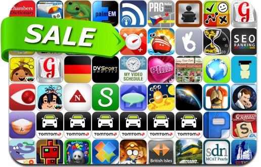 iPhone & iPad App Price Drops - April 4