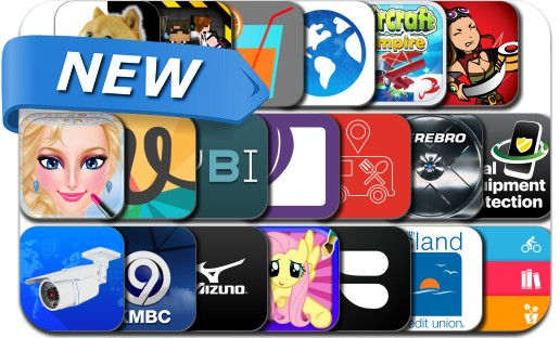 Newly Released iPhone & iPad Apps - May 20, 2014