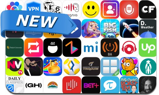 Newly Released iPhone & iPad Apps - September 20, 2019