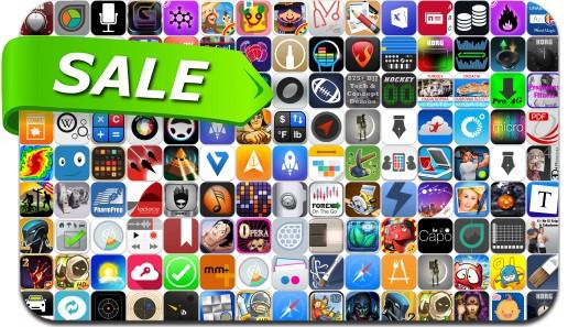 iPhone & iPad App Price Drops - November 28, 2014