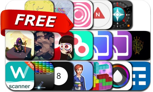 iPhone & iPad Apps Gone Free - March 18, 2019