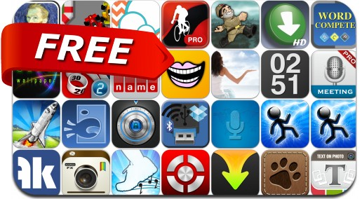 iPhone & iPad Apps Gone Free - March 24