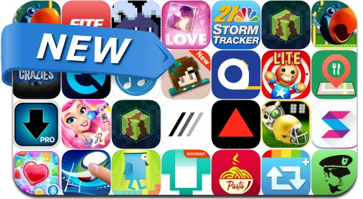 Newly Released iPhone & iPad Apps - February 6, 2016