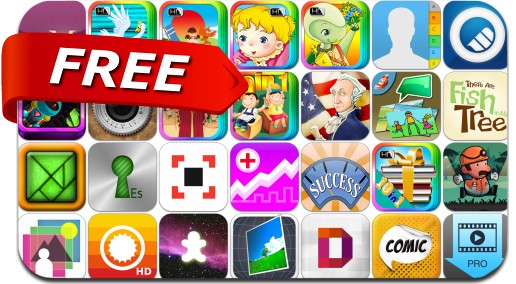 iPhone & iPad Apps Gone Free - April 15, 2014