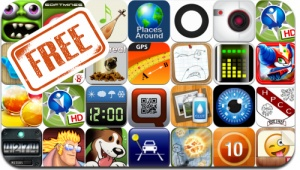 iPhone and iPad Apps Gone Free - August 12
