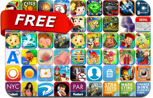 iPhone & iPad Apps Gone Free - November 29, 2014