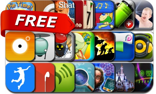 iPhone & iPad Apps Gone Free - September 4
