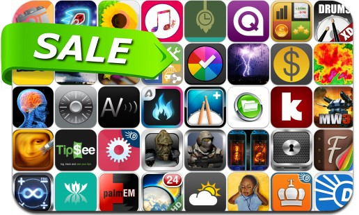 iPhone & iPad App Price Drops - October 13