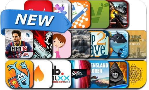 Newly Released iPhone & iPad Apps - September 24