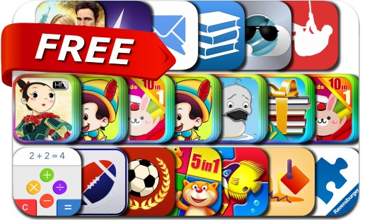 iPhone & iPad Apps Gone Free - March 23, 2016