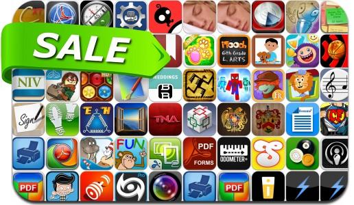 iPhone & iPad App Price Drops - May 11