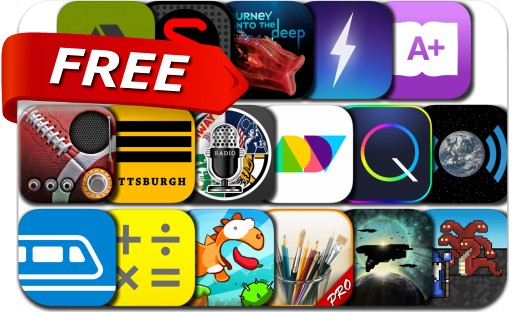 iPhone & iPad Apps Gone Free - September 20, 2017