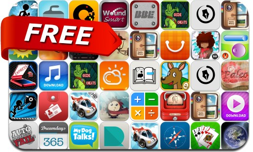 iPhone & iPad Apps Gone Free - July 10