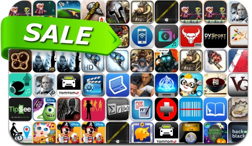 iPhone & iPad App Price Drops - October 19