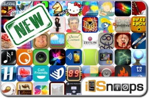 Newly Released iPhone and iPad Apps - June 25