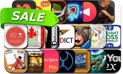 iPhone & iPad App Price Drops - July 19, 2015