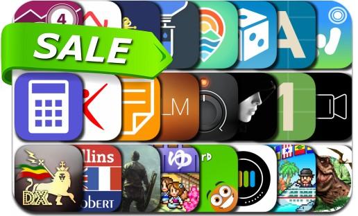 iPhone & iPad App Price Drops - December 29, 2017