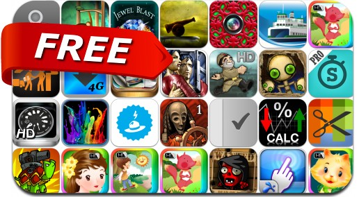 iPhone & iPad Apps Gone Free - March 25