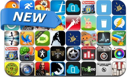 Newly Released iPhone & iPad Apps - July 4