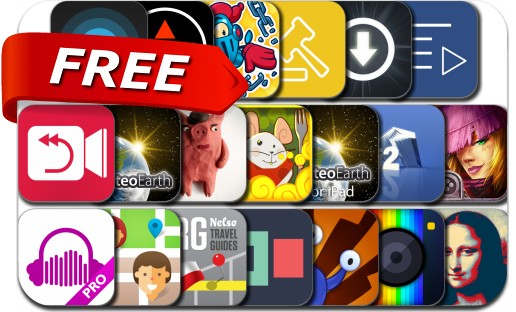 iPhone & iPad Apps Gone Free - April 14, 2015