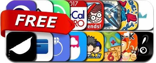 iPhone & iPad Apps Gone Free - February 17, 2017