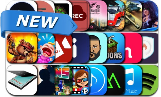 Newly Released iPhone & iPad Apps - November 17, 2016