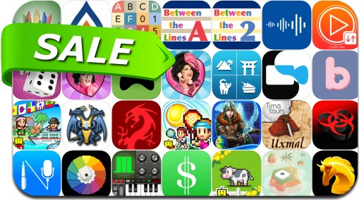 iPhone & iPad App Price Drops - April 26, 2018