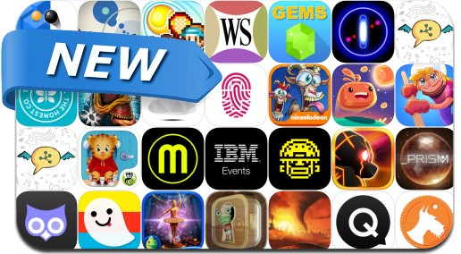 Newly Released iPhone & iPad Apps - February 12, 2016