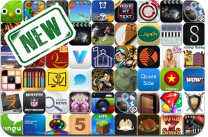Newly Released iPhone and iPad Apps - November 13