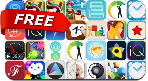 iPhone & iPad Apps Gone Free - October 19, 2014