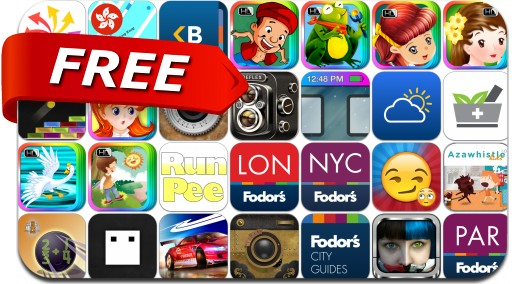 iPhone & iPad Apps Gone Free - May 30, 2014