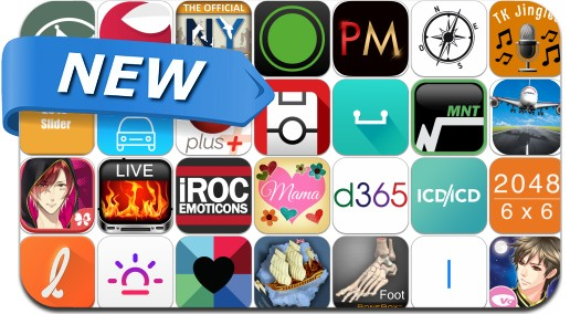 Newly Released iPhone & iPad Apps - May 15, 2014