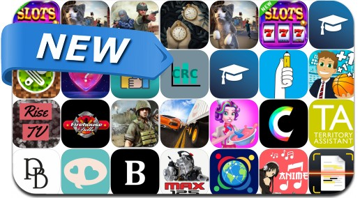 Newly Released iPhone & iPad Apps - March 11, 2019