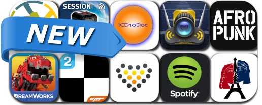 Newly Released iPhone & iPad Apps - August 23, 2015