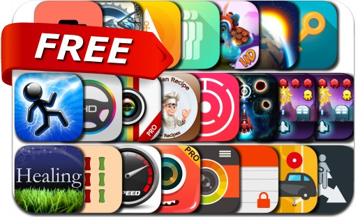 iPhone & iPad Apps Gone Free - May 6, 2016