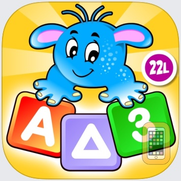 Preschool All In One Basic Skills Space Learning Adventure A to Z by Abby Monkey® Kids Clubhouse Games by 22learn, LLC (Universal)