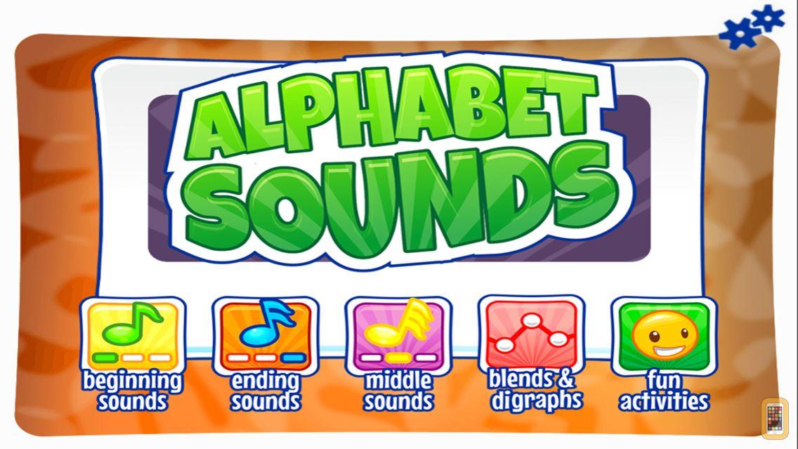 Screenshot - Alphabet Sounds Word Study