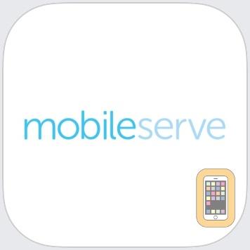 MobileServe App by MobileServe, LLC (Universal)