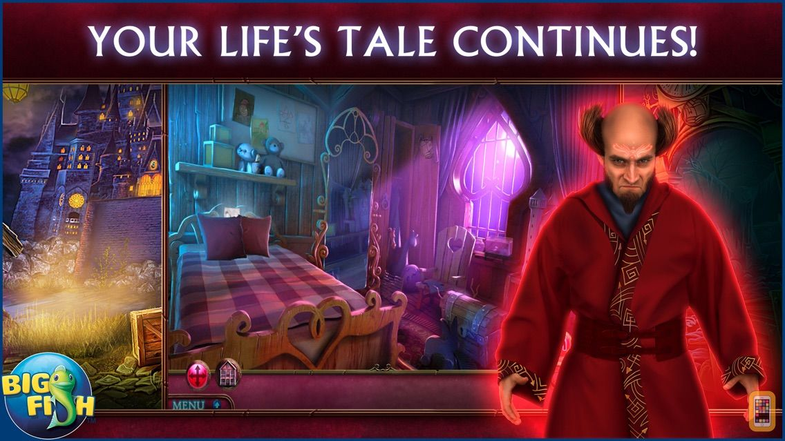 Screenshot - Nevertales: Shattered Image - A Hidden Object Storybook Adventure (Full)