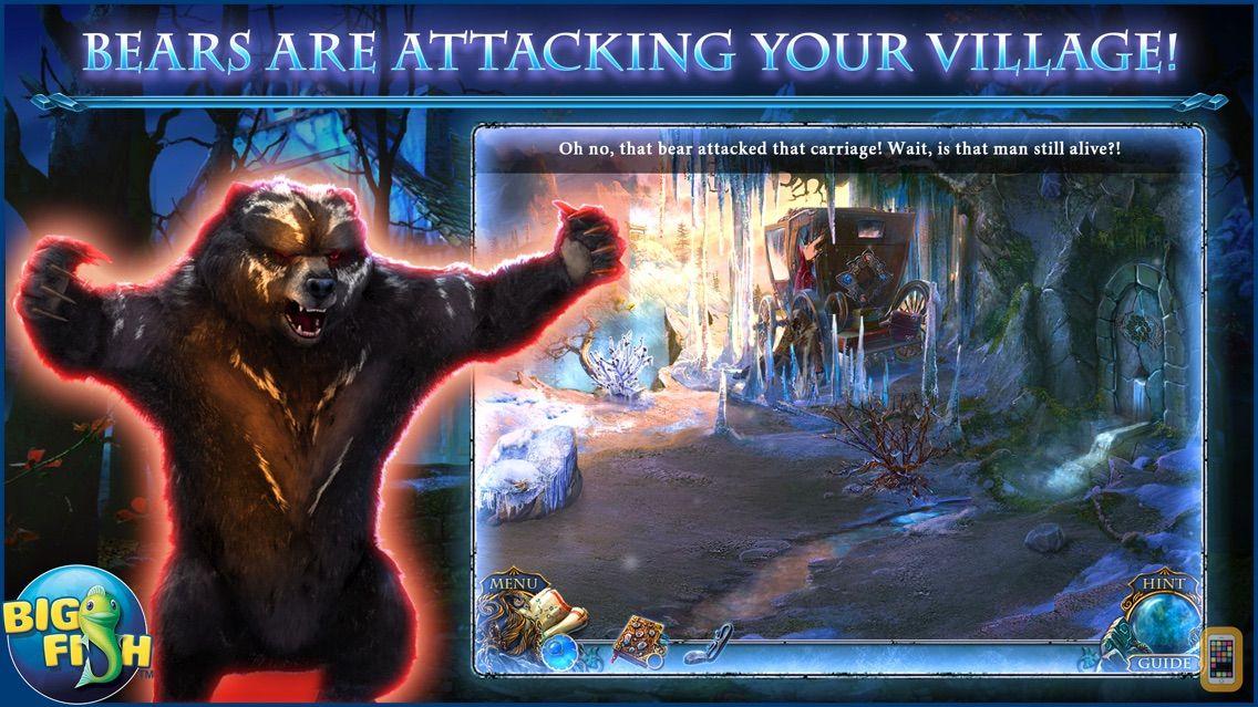 Screenshot - Living Legends: Wrath of the Beast - A Magical Hidden Object Adventure (Full)