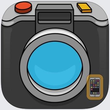 Cartoonatic 2 - Cartoon Video Camera with Art, Sketch, Pencil Effects by MacPhun LLC (iPhone)