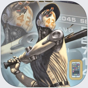 Baseball Highlights 2045 by Peter Kossits (Universal)