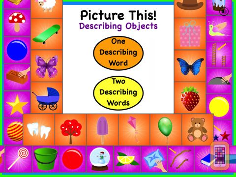 Screenshot - Picture This! Describing Objects