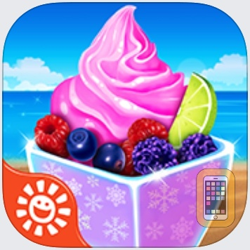 Frozen Food Maker - Cool Summer Snacks by Sunstorm Interactive (Universal)