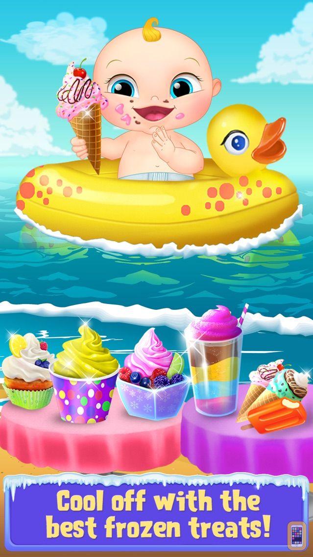 Screenshot - Frozen Food Maker - Cool Summer Snacks