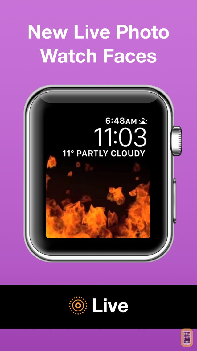 Screenshot - Watch Faces - Custom Themes & Live Wallpapers