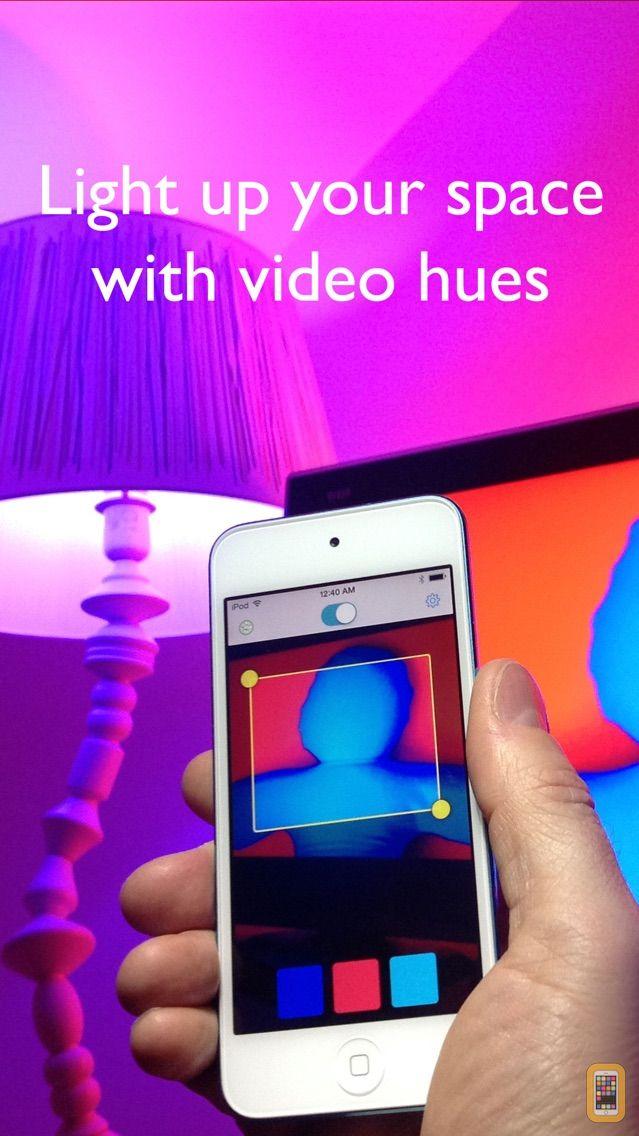 Screenshot - Hue TV